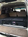Dobinsons Rear Dual Roller Drawer System for Toyota Land Cruiser 80 Series 1990-1997 with Fridge Slide and Side Panels