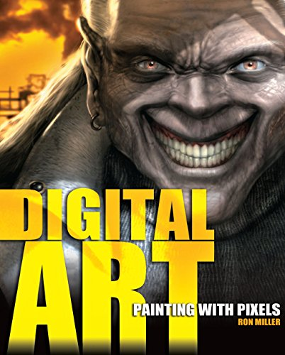 Digital Art: Painting with Pixels (Exceptional Social Studies Titles for Upper Grades)