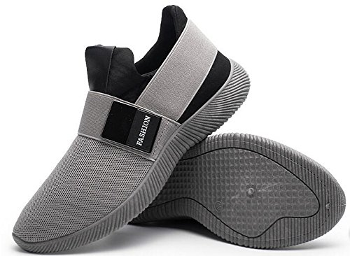 Jackdaine Mens New Trend Casual Shoes Fashion Breathable Cool Sports Shoes
