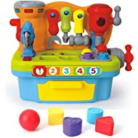 higadget Baby Toys with Music and Lights, Learning and Educational Toys (My Little Workshop)