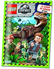 Topps-Album Lego Jurassic, Color (sgel54736)