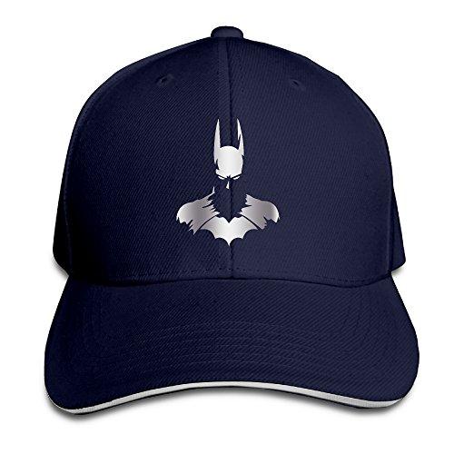 KMRR Batman Platinum Style Flex Baseball Cap Navy