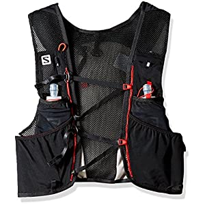 Salomon ADV Skin 5L Set Hydration Vest Black/Matador, M/L