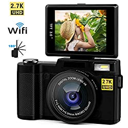 Image of the product Digital Camera Vlogging that is listed on the catalogue brand of Aurho.