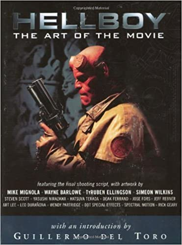 Hellboy: The Art of the Movie by Dark Horse Comics (2004-03-16 ...