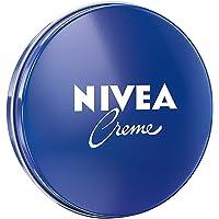 NIVEA Puszka uniwersalna pielęgnacja (30 ml), klasyczny krem nawilżający do wszystkich rodzajów skóry, bogaty krem do…