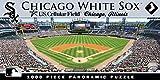 MasterPieces MLB Chicago White Sox Stadium Panoramic Jigsaw Puzzle, 1000-Piece