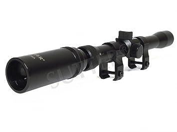 Sutter® zielfernrohr 3 7x20 duplex inkl. 11mm montagen für