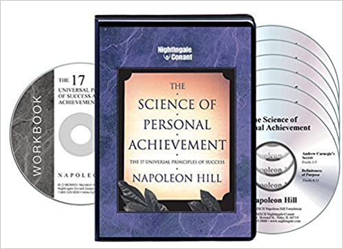 The Science of Personal Achievement - 6 CDs, PDF Workbook: Napoleon