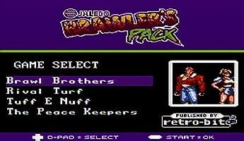 Retro-Bit Jaleco Brawlers Pack SNES Cartridge - Super NES ...