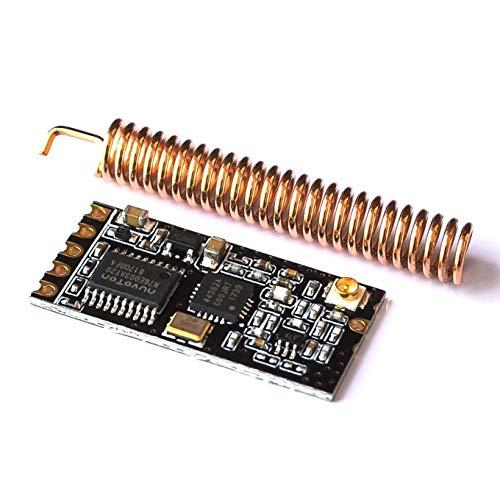 GT-38ワイヤレスMCUシリアルモジュールSI4438 / 4463 433M距離1200メートルUARTインターフェイス