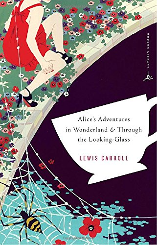 ALICE'S ADVENTURES...+...LOOKING GLASS