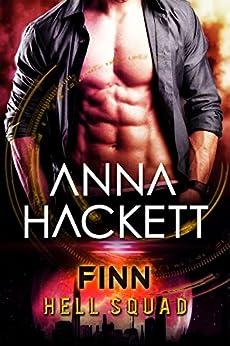 Finn: Scifi Alien Invasion Romance (Hell Squad Book 10) by [Hackett, Anna]