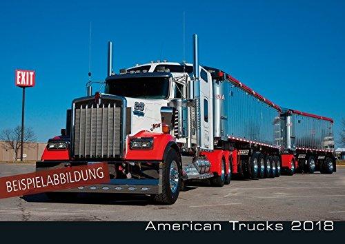 American Trucks Kalender 2018