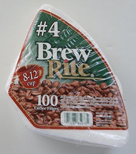 100 Count Brew Rite 46 101W 24 Brew Rite