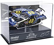 Jimmie Johnson 2007 NEXTEL Cup Champ 1/24th Die Cast Display Case with Platform - Fanatics Authentic Certified