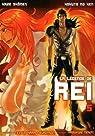 Hokuto no Ken - La légende de Rei Vol.5 par Yasuyuki