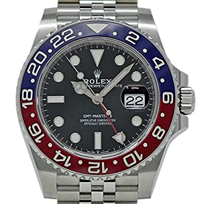 Rolex GMT Master II Swiss-Automatic Male Watch 126710 (Certified Pre-Owned) from Rolex