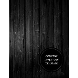 Company Inventory Template: Office Supplies Inventory Log