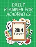 Daily Planner for Academics, Speedy Publishing Llc, 1630226602