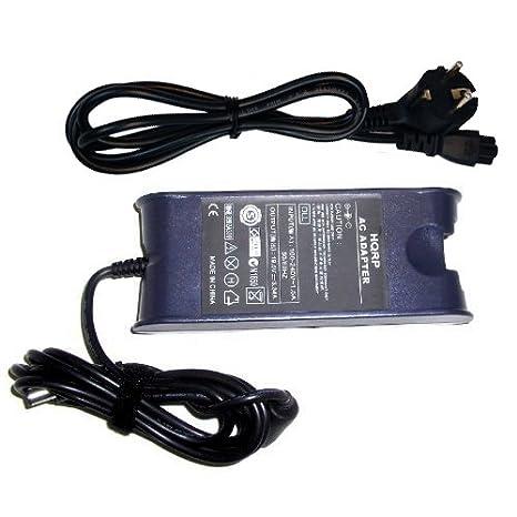 HQRP 65W AC - Cargador para ordenador portátil Dell PP22L, PP22X y PP23L: Amazon.es: Electrónica