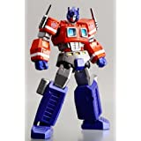 Transformers: Cybertron Commander Optimus Prime Convoy Revoltech Action Figure Revoltec No.19 by Kaiyodo