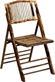 American Champion Bamboo Folding Chairs-Set of 2
