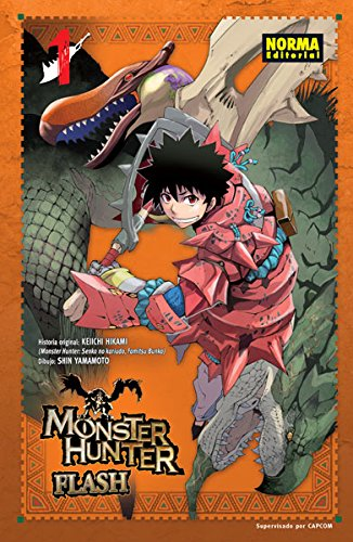Descargar Libro Monster Hunter Flash! 1 Shin Yamamoto Keiichi Hikami