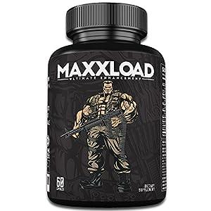 MAXXLOAD - Ultimate Male Enhancement Pills (60 Capsules) #1 Volumizer and Enhancer Formula - All Natural Enhancement Pills - 51JPkxBMB7L - Enhancement Pills