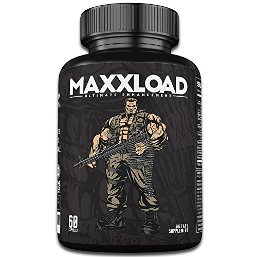 MAXXLOAD - Ultimate Male Enhancement Pills (60 Capsules) #1 Formula