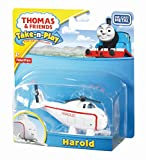 Fisher-Price Thomas & Friends Take-N-Play DC Harold