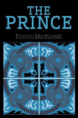 The Prince By Nicolo Machiavelli Pdf