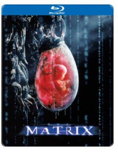 Blu-ray : Matrix (Steelbook)