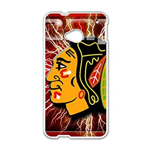 SANYISAN chicago blackhawks Phone Case for HTC One M7