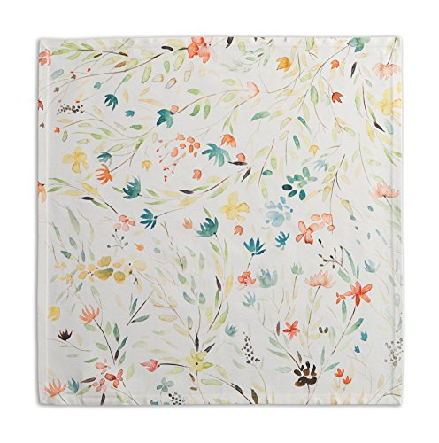 Maison d' Hermine Colmar 100% Cotton Set of 4 Napkins, 20 - inch by 20 - inch.