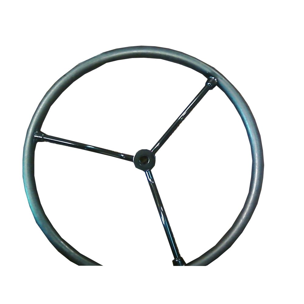 2N3600 Ford / New Holland 2N 8N 9N Tractor Steering Wheel with Steel Spokes