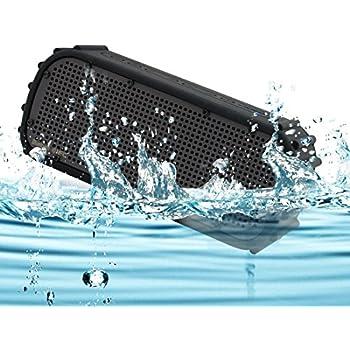 Amazon Com Sharper Image Waterproof Floating Bluetooth