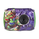 Teenage Mutant Ninja Turtles 78665-AMZ 5MP Action Camera with 1-Inch LCD (Purple)