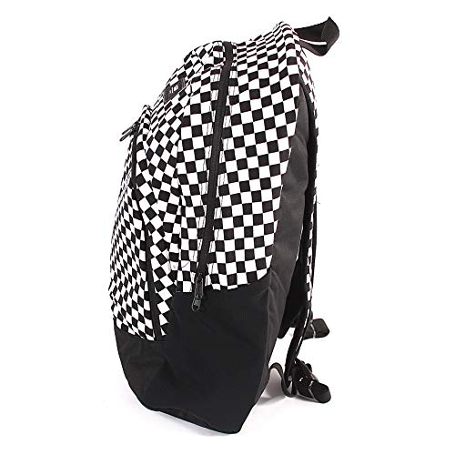 5841c0f833 Galleon - VANS Van Doren Original Backpack One Size Black White