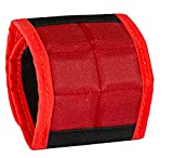 #6: BYKES Magnetic Wristband for Holding Tools, Screws, Nails, Bolts, Drilling Bits. One of The Best Christmas Gifts For Men, Dad, Husband, Relatives, Coworker, Friends & Family. Unique Gift Idea (Large)