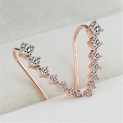 women-fashion-rhinestone-silver-crystal-earrings-ear-hook-stud-jewelry-gift-new-gold