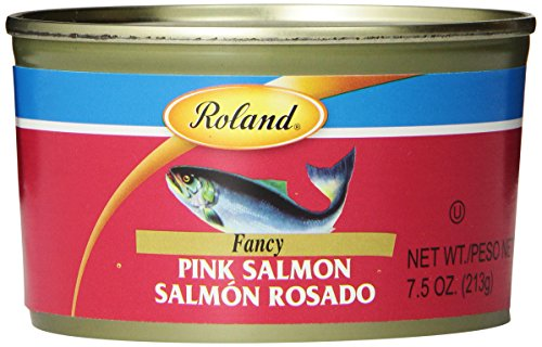UPC 041224296206, Roland Fancy Salmon, Pink, 7.5 Ounce (Pack of 6)
