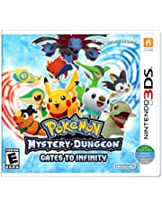 3DS Pokémon Mystery Dungeon: Gates to Infinity - World Edition