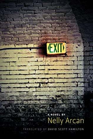 book cover of Exit