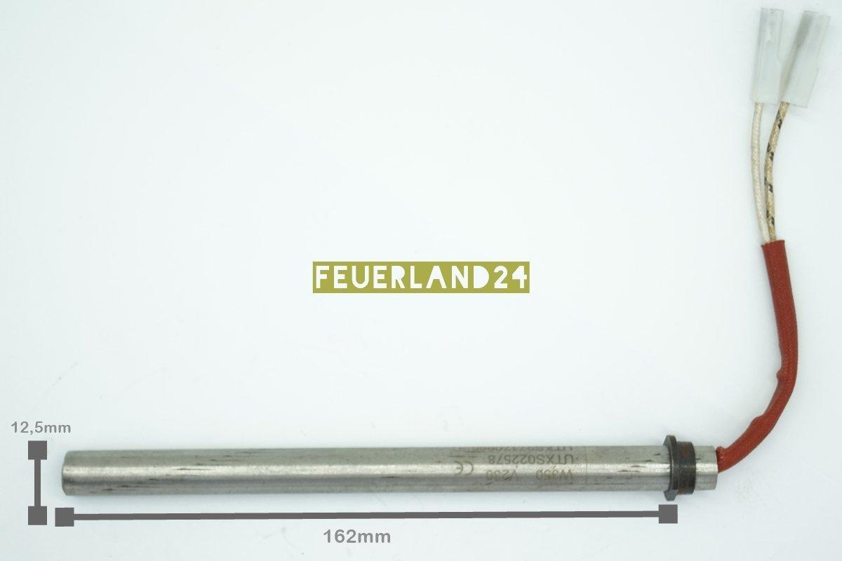 350 W Z/ündwiderstand Z/ündkerze f/ür Pelletofen Pelletsofen