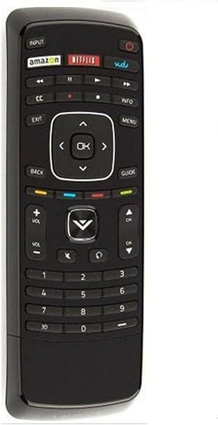 B-XRT112 NEW VIZIO Universal Remote XRV4TV for almost all Vizio brand LCD and LED TV E320I-A2 E320i-A0 E322AR E422AR E502AR E370VP E420VT E422VLE M320SL M370SL E422VLE E472VLE
