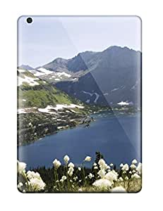 AndrewTeresaCorbitt Scratch-free Phone Case For Ipad Air- Retail Packaging - Glacier National Park