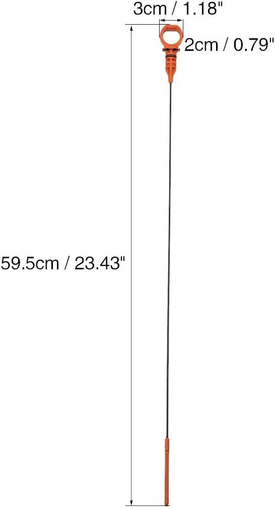 Monland Jauge DHuile de Moteur de Voiture pour 2.0 HDI 308 3008508 5008 RCZ Expert 3 1174G9
