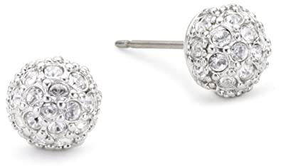 ad9ac32f3 Swarovski Women's Earrings Emma 1730583: Amazon.co.uk: Jewellery