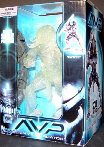 McFarlane Toys Alien VS. PROTator Movie Deluxe 12 Inch Action Figure Stealth Scar PROTator by McFarlane Toys